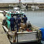<船舶に不法無線局を開設>九州総合通信局、海上保安庁とともに長崎県の漁港において6名(6隻)を電波法違反容疑で摘発し4名に対し行政指導