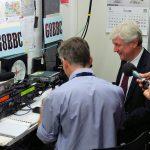 ロンドンBBC(英国放送協会)の新しいアマチュア無線局「G8BBC」が公式運用開始!!