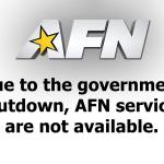 【追記:放送再開】<長引けばFCCの業務にも影響か>米国の政府機関閉鎖で日本を含む世界中の「AFN(駐留米軍放送網)」がサービス停止
