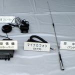 信越総合通信局、長野県坂城町・国道18号線でトラックにアマチュア無線機を不法設置していた運転手を摘発