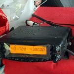 北海道総合通信局、札幌方面余市警察署管内においてアマチュア無線機を免許を受けずダンプカーに設置した男を摘発