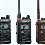 <防塵・防水性能に優れた小型&軽量ボディ>八重洲無線、特定小電力ハンディ機「FTH-615/FTH-615L」と奥行き17mmの超薄型「FTH-635」を発売へ