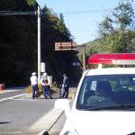 <マイメディア東海>東海総通が岐阜県中津川警察署と共同で実施した不法無線局撲滅活動(取り締まり)の様子をリポート