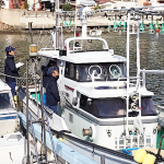九州総合通信局、佐賀県唐津市の漁港において無免許で漁業用の無線局を漁船に開設していた1名(1隻)を摘発