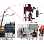 <羽田空港、航空保安無線施設(VOR/DME)に電波障害>関東総合通信局、空港付近のクレーンに設置されていたワイヤレスカメラが妨害源と特定し排除