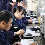 <中央通信隊市ヶ谷通信所で「電鍵の返納式」>航空自衛隊航空システム通信隊、モールス信号による運用を2019年3月31日をもって終了