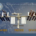 <日本時間12月4日(水)から12月6日(金)まで>ISS(国際宇宙ステーション)「RS0ISS」、145.80MHzでSSTV画像を送信