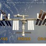 <日本時間9月30日(水)22時05分~、10月1日(木)21時30分~の2回>ISS(国際宇宙ステーション)「RS0ISS」、145.80MHzでSSTV画像を送信