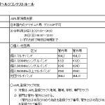 <今回も新潟県弥彦山からの運用は禁止>JARL新潟県支部、8月24日(土)と25日(日)に分けて「第28回 ギガヘルツコンテスト」開催