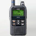 <発売開始は2019年10月下旬を予定>アルインコ、GPS内蔵のVHF帯デジタル特小トランシーバー「DJ-PV1D」の開発を発表