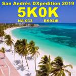 <「5K0K」サンアンドレス島DXペディション>スムーズにQSOできないかもしれません!  日本語による「5K0K FT8運用ガイドライン」を公開