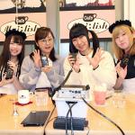 <写真投稿>メイドさんがオンエアー! 東京・秋葉原のメイド喫茶「カフェメイリッシュ」でアマチュア無線イベント開催