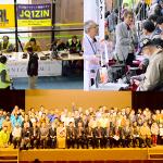 <「8N1CBHAM/1」公開運用。SUR工房が新作電鍵を展示ほか>写真で見る!「ちばハムの集い2020」が2月16日(日)に開催