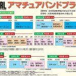 <PDFをダウンロード可能>JARL、1.8/3.5MHz帯拡張を反映した「アマチュアバンドプラン」一覧表を公開