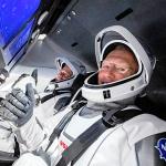 歴史的な有人飛行! 民間企業が開発「SpaceX」でボブ・ベンケン宇宙飛行士(KE5GGX)ほか1名が国際宇宙ステーションへ到着