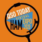 <アイコムがプラチナスポンサー>2020年8月8日(土)と9日(日)、アマチュア無線のバーチャル展示会「QSO Today Virtual Ham Expo」開催予定