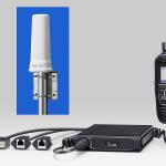 <アンテナユニットをLANケーブルで接続>アイコム、屋内(地下)・車載を選ばず利用可能な衛星通信トランシーバー「IC-SAT100M」発売