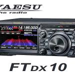 <ハイブリッドSDR構成の100W機>八重洲無線、海外でHF~50MHz帯のオールモード機「FTDX10」を発表へ