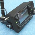 <専用スタンド「MBF-705」との同時装着OK>神奈川ハムセンター、アイコムIC-705用のステンレス製黒艶消しメッキ処理アンテナ基台「MK-75V2」発売