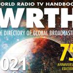 <BCL向け専門年鑑の75周年記念号>世界中の放送局(送信所や周波数など)を網羅! 「WRTH(World Radio TV Handbook)2021」発刊