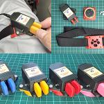 机上用マグネットアダプターを用意など改良--脚に巻いて使える超小型軽量パドル「Ashi paddle 45(2021バージョン)」頒布のお知らせ