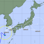 """アンテナと電源への備えを!! """"台風14号""""が九州から西日本を縦断へ--「各地の緊急情報」や「リアルタイム雨量」「停電情報」のわかるサイト"""
