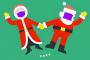 <Xmas2020! 今宵はマスク姿のサンタさんを追跡しよう>「サンタクロース・トラッカー」「Google サンタを追いかけよう」「フライトレーダー24」で居場所を探し出せ